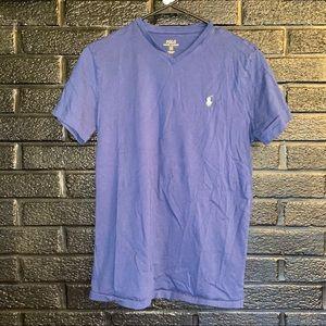 Polo by Ralph Lauren V-neck T-shirt size medium